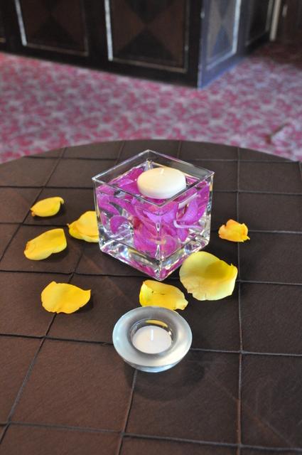 Coctail Table Centerpiece